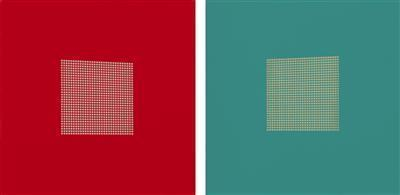 After Malevich 3 & 10 pair, 2012