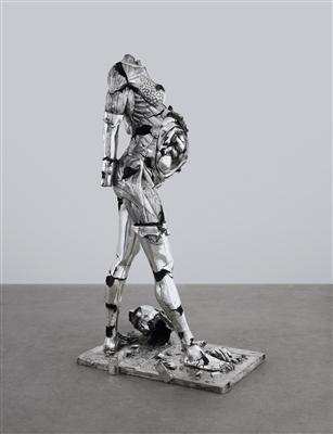 Wretched War - The Dream is Dead, 2007 By Damien Hirst