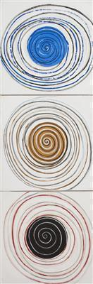 Arizona Spiral, 1990-94 By Terry Frost