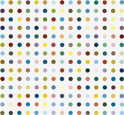 Apotryptophanae, 1994 By Damien Hirst
