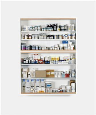 Holidays, 1989 By Damien Hirst
