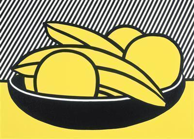 By Roy Lichtenstein