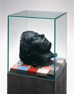 Death Mask, 2002 By Tracey Emin