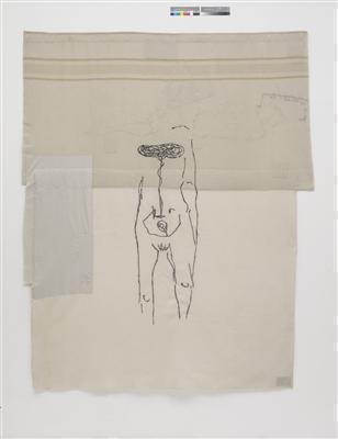 Trauma Time, 2009 By Tracey Emin