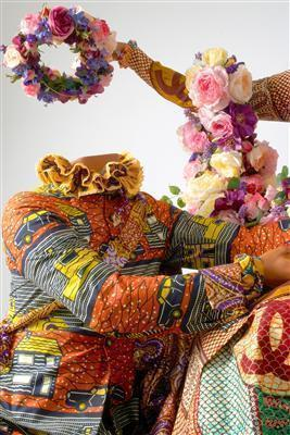 The Crowning, 2007 (detail)  By Yinka Shonibare CBE
