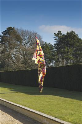 Wind Sculpture I, 2013 (Yorkshire Sculpture Park) By Yinka Shonibare MBE