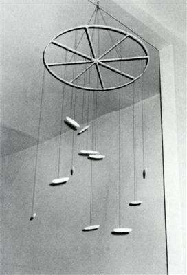 Hanging Sculpture, 1949 By William Turnbull