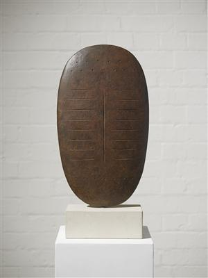 Mask 1, 1991  By William Turnbull