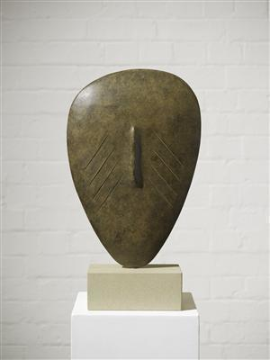 Mask, 1986 By William Turnbull