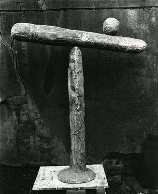 Permutation Sculpture, 1956 By William Turnbull