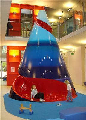 Starslide, 2005 By Liliane Lijn