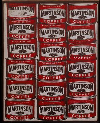 Martinson Coffee, c. 1962