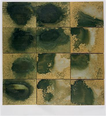 Oxidation Painting (in 12 Parts), 1978