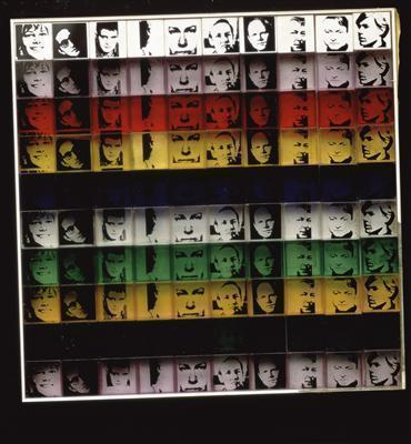 Portraits of the Artists, 1967 By Andy Warhol