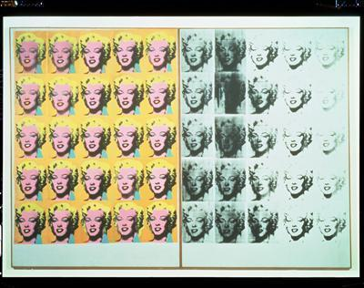 Marilyn Diptych, 1962 By Andy Warhol