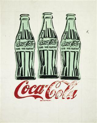 Three Coke Bottles, 1962 By Andy Warhol