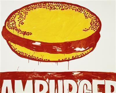 Hamburger, c. 1985-86