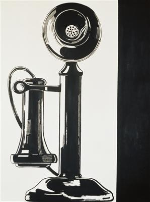 Telephone, 1961 By Andy Warhol
