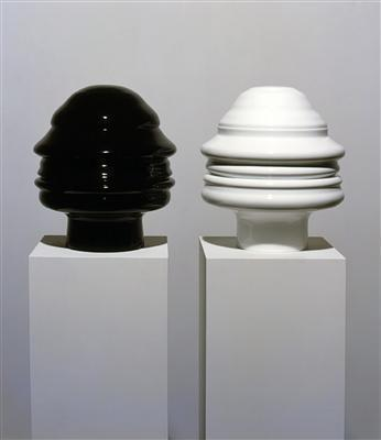 Untitled (Spinning Heads), 2005 By Tim Noble and Sue Webster