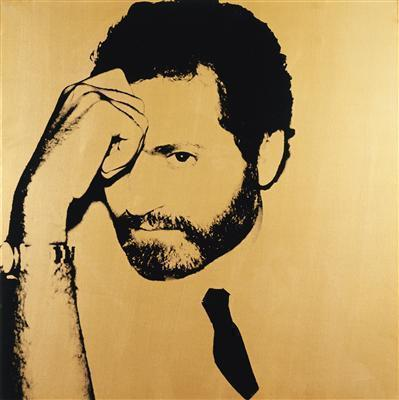 Gianni Versace, 1979-80 By Andy Warhol