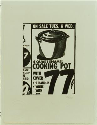 Cooking Pot, 1962
