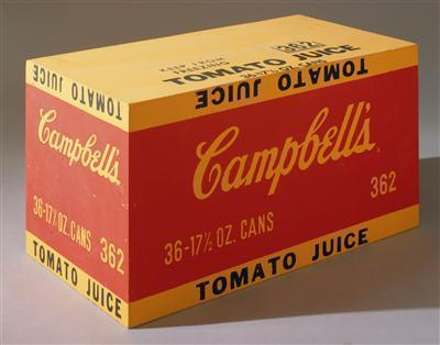 Campbell's Tomato Juice, 1964 By Andy Warhol