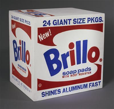 Brillo Box, 1964 By Andy Warhol