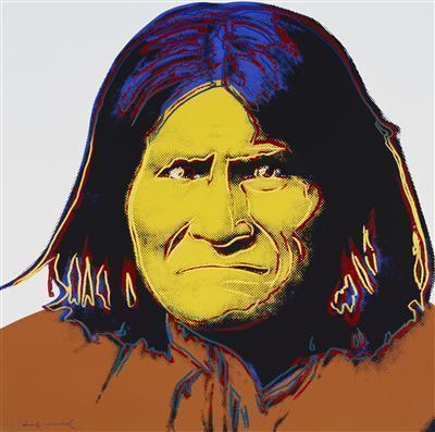 Cowboys & Indians: Geronimo, 1986