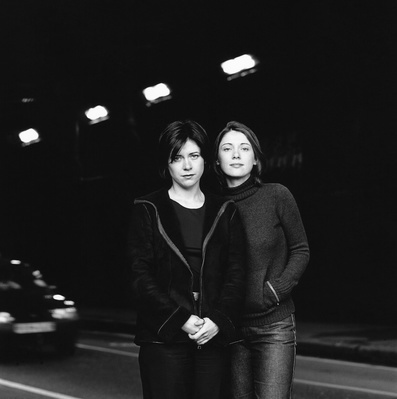 Jane & Louise Wilson, 1999 By Nicholas Sinclair