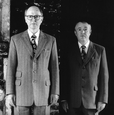 Gilbert & George, 1999 By Nicholas Sinclair