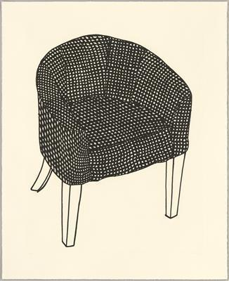 Check Chair, 2006