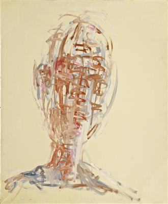 Head, 1954 By William Turnbull