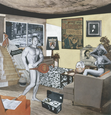 Just what is it that makes today's homes so different, so ap... By Richard Hamilton