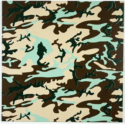 Camouflage By Andy Warhol