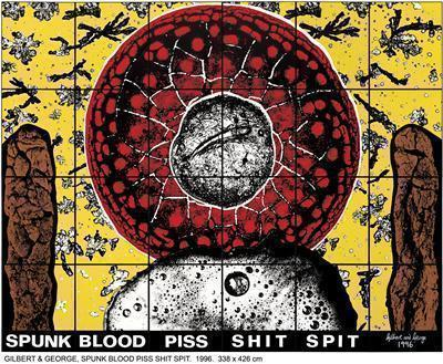 SPUNK BLOOD PISS SHIT SPIT, 1996