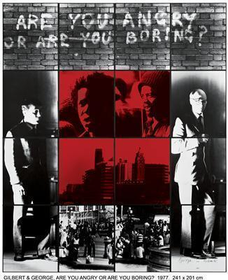 ARE YOU ANGRY OR ARE YOU BORING?, 1977