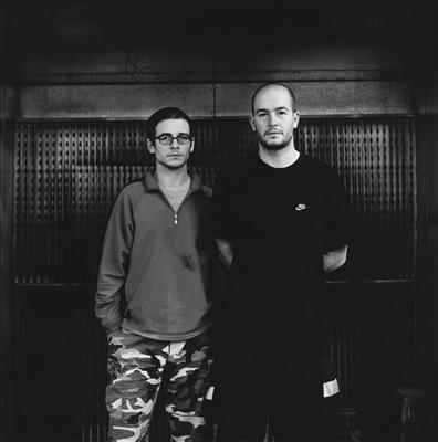 Jake & Dinos Chapman, 1999 By Nicholas Sinclair