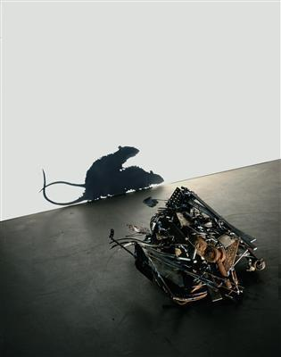 Metal Fucking Rats (version 1), 2006