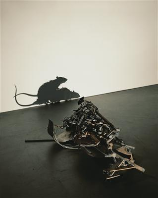 Metal Fucking Rats (version 2), 2007