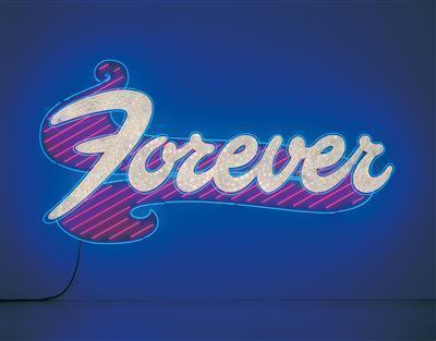 Forever (version 1), 2001 By Tim Noble and Sue Webster