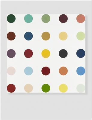 Untitled 4 (Spot Painting), 1992