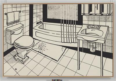 Bathroom, 1961