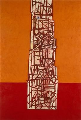 Studio Tower, 2007 By Tony Bevan