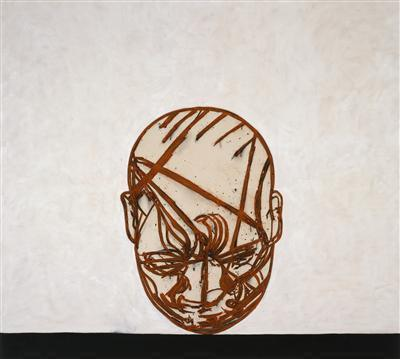 Head, 2004 By Tony Bevan