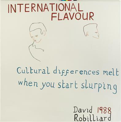 International flavour: cultural differences melt when you st...