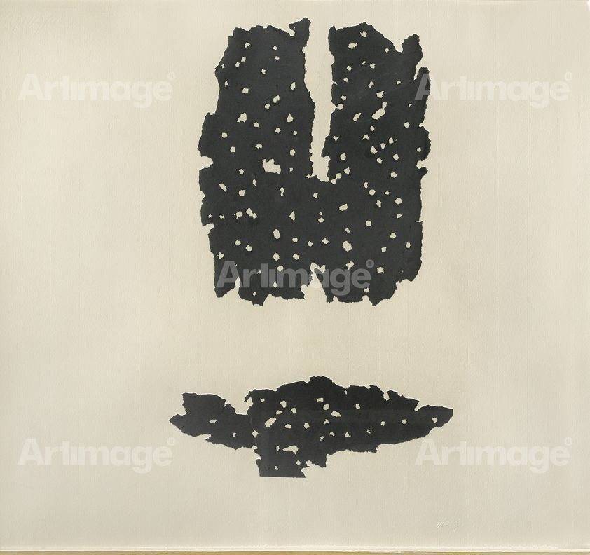 Study for Perforated Fragment, 1985
