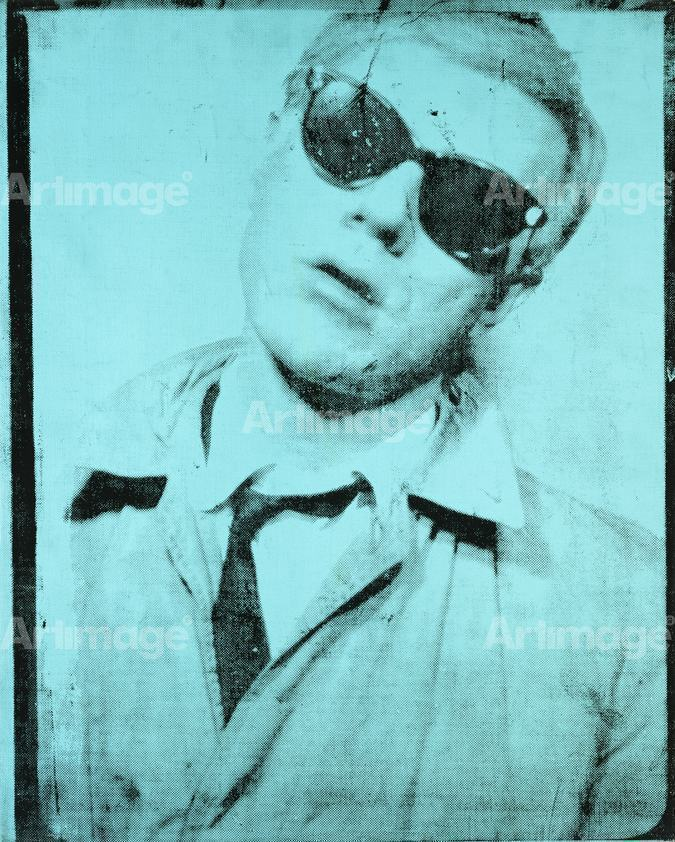 Enlarged version of Self-Portrait, 1964