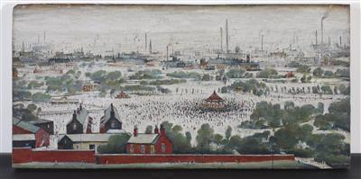 By LS Lowry