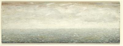 Seascape, 1965 By LS Lowry