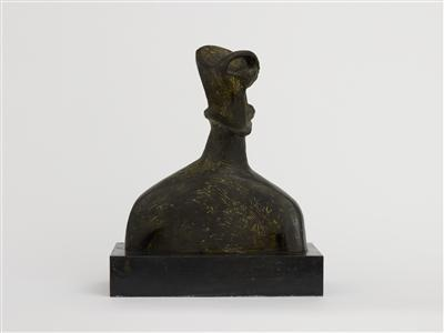 Head of a King, 1952-1953 By Henry Moore